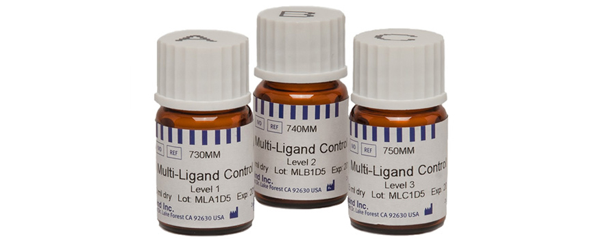 QSure Multi Ligand Control Tri Level